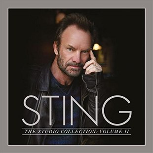 STING - THE STUDIO COLLECTION : VOLUME II