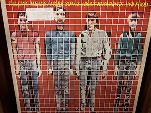 TALKING HEADS - MORE SONGS ABOUT BUILDINGS AND FOOD  (İKİNCİ EL)