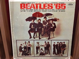 THE BEATLES - BEATLES 65