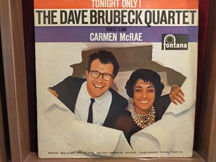 THE DAVE BRUBECK QUARTET - TONIGHT ONLY !