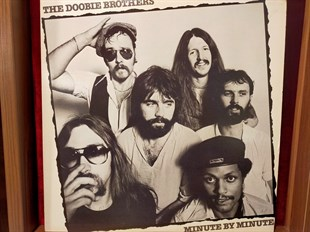 The Doobie Brothers ‎– Minute By Minute