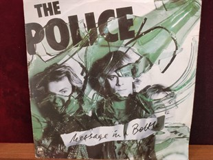 THE POLICE - MESSAGE IN THE BOTTLE (EDIT)  / LANDLORD