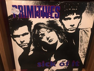 THE PRIMITIVES - SICK OF IT