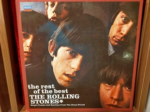 THE ROLLING STONES - THE REST OF THE BEST THE ROLLING STONES