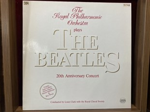 THE ROYAL PHILHARMONIC ORCHESTRA - PLAYS THE BEATLES 20TH ANNIVERSARY CONCERT