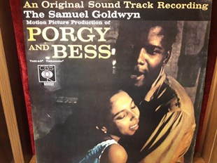 THE SAMUEL GOLDWYN - PORGY AND BESS (MOTION PICTURE SOUNDTRACK)