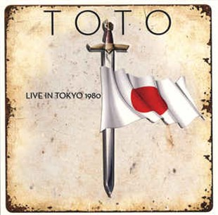Toto ‎– Live In Tokyo (Record Store Day Limited Red Coloured Vinyl)