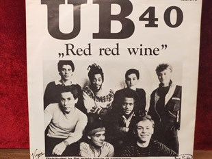 UB40 - RED RED WINE / SUFFERIN