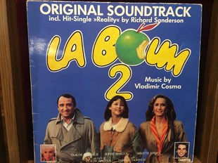 VARIOUS - LA BOOM 2 (ORIGINAL SOUNDTRACK)