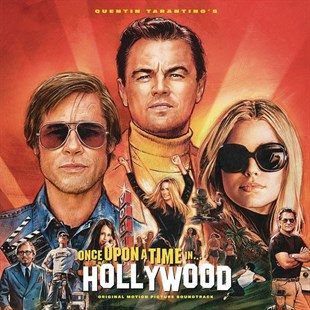 Various  Artist ‎– Once Upon A Time In Hollywood (Original Motion Picture Soundtrack)