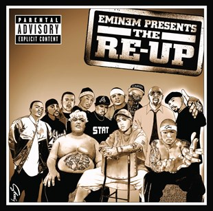 VARIOUS ARTIST - EMINEM PRESENTS THE RE-UP