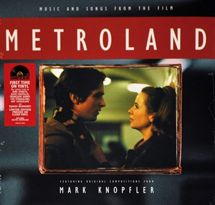 VARIOUS ARTIST - METROLAND - MUSIC AND SONGS FROM THE FILM - ORIGINAL COMPOSITIONS FROM MARK KNOPFLER