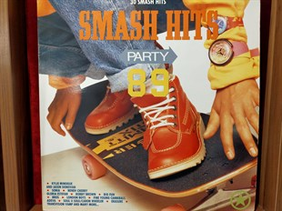 Various Artist  – Smash Hits Party 89