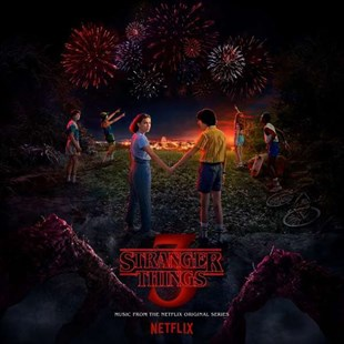 VARIOUS ARTIST - STRANGER THINGS 3 (MUSIC FROM THE NETFLIX ORIGINAL SERIES)