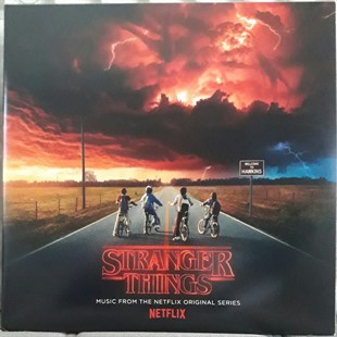 Various Artist  ‎– Stranger Things (Music From The Netflix Original Series)