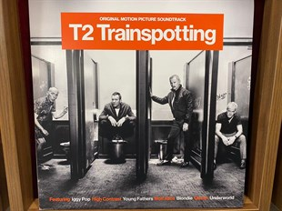 VARIOUS ARTIST - TRAINSPOTTING - MUSIC FROM THE MOTION PICTURE