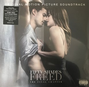 Various Artist ‎– Fifty Shades Freed (Original Motion Picture Soundtrack)