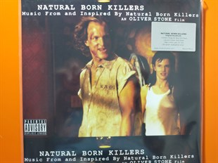 Various ‎Artist – Natural Born Killers - Music From And Inspired By Natural Born Killers - An Oliver Stone Film