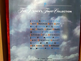 Various Artist ‎– The Princes Trust Collection