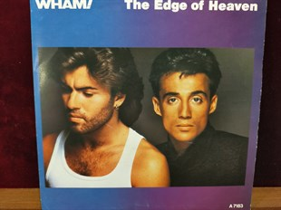 WHAM ! - THE EFGE OF HEAVEN / BATTLESTATIONS