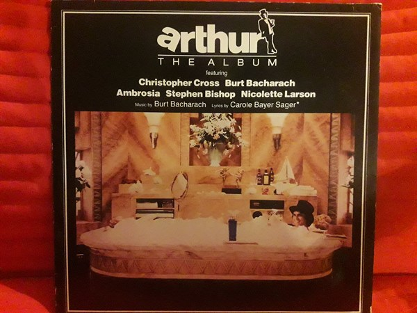VARIOUS ARTIST - ARTHUR - THE ALBUM