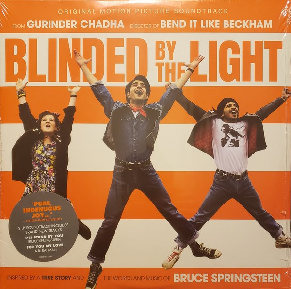 VARIOUS ARTIST - BLINDED BY THE LIGHT (ORIGINAL MOTION SOUNDTRACK)