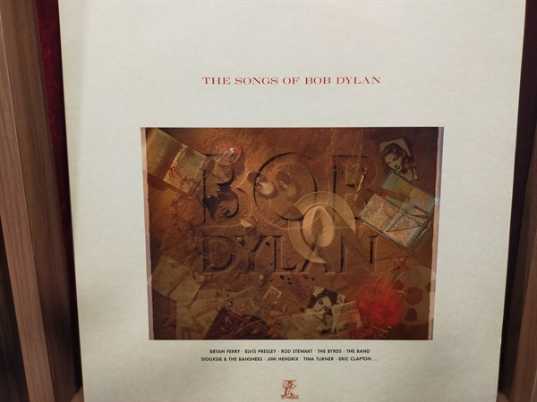 VARIOUS ARTIST - THE SONGS OF BOB DYLAN